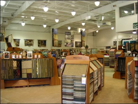 Knoxville carpet store